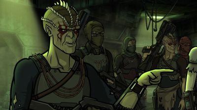 Archer (2009) 10x07 : 1999: Space Pirates- Seriesaddict
